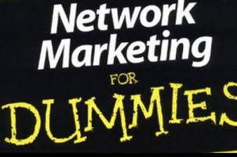 network marketing for beginners