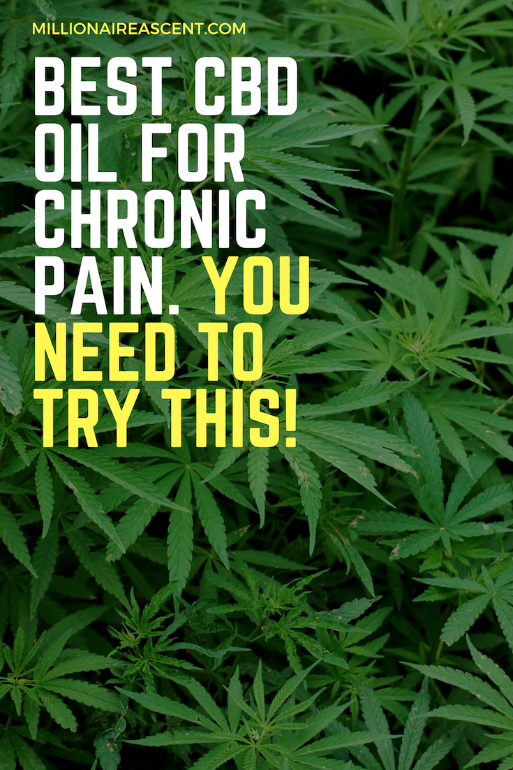 best cbd oil for chronic pain
