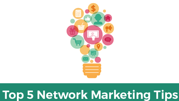 online network marketing tips