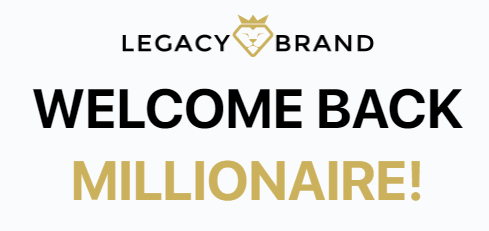 Legacy Brand Building
