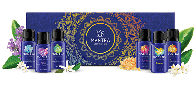 Mantra Essential Oils